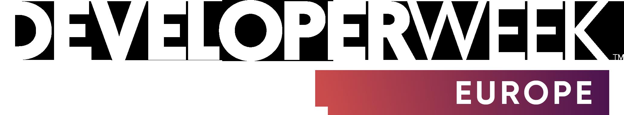 DeveloperWeek Europe
