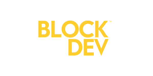 BlockDev Conference